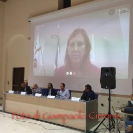 E' stato presentato venerdì mattina, a Portoscuso, il progetto del polo nautico della RENO di Ninetto Deriu