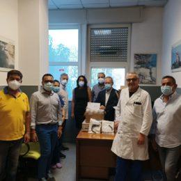 Igea: si è conclusa la raccolta fondi a favore dei presidi sanitari impegnati contro la diffusione Covid-19