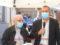 Si è svolta mercoledì 29 luglio, alla Portovesme srl, la cerimonia di consegna di 1.500 pacchi alimentari alla Caritas diocesana di Iglesias