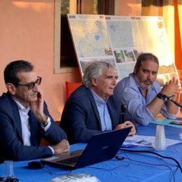 Recupero dei vecchi tracciati ferroviari, se n'è parlato in un incontro-dibattito a Sa Marchesa (Nuxis)
