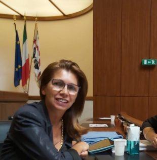 La consigliera regionale Elena Fancello (Gruppo Misto, eletta nel M5S) ha aderito al Psd'Az