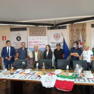 E' stato presentato stamane, all'assessorato regionale del Turismo, il 21° Giro delle Miniere