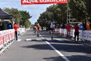 Fuga e successo assoluto: Michele Pittacolo mette la firma sul Giro delle Miniere