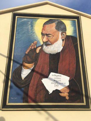 Mercoledì 23 settembre i cittadini della frazione di Medau Desogus festeggeranno il loro patrono, San Pio da Pietrelcina