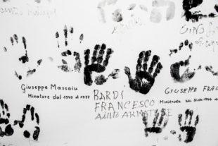 """Sabato pomeriggio, nella lampisteria del Museo del carbone, verrà apposta la firma del designer Stefano Asili sulla """"Sindone di Serbaiu"""""""
