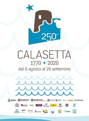 Calasetta 250° -1770 * 2020 dal 6 agosto al 26 settembre