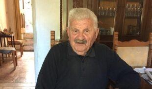 Sant'Antioco ha un nuovo ultracentenario, Giulio Fulgheri, arrivato al traguardo dei 101 anni