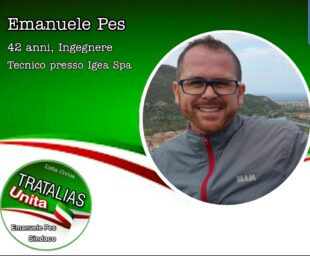 Emanuele Pes è il nuovo sindaco di Tratalias, è stato eletto con il 54,5% dei voti. Le preferenze e i consiglieri eletti