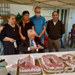 A Giba Casimiro Fois ha festeggiato oggi, 5 ottobre 2020, con ben 103 candeline, un compleanno da record