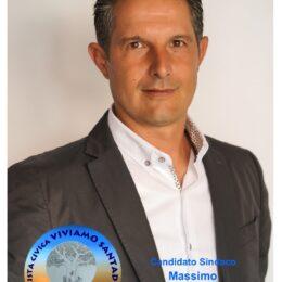 """Massimo Impera, candidato della lista """"Viviamo Santadi"""", è il nuovo sindaco di Santadi"""