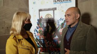 """Sabato 10 ottobre, il """"Carbonia Film Festival Cinema-Lavoro-Migrazione"""" ha proposto """"Rosa Pietra Stella"""", film del regista Marcello Sannino"""