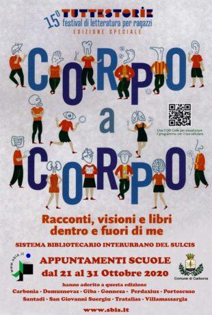 """Prende il via mercoledì 21 ottobre, il 15° Festival di letteratura per ragazzi """"Tuttestorie"""""""