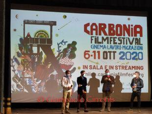 Il Carbonia film festival chiude in bellezza con un omaggio al territorio