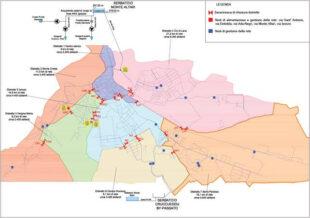 Nuovi interventi di ingegnerizzazione nella rete idrica di Iglesias