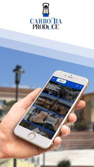 """«Viviamo la città"""", la nuova App del Centro commerciale naturale """"Carbonia produce""""»"""