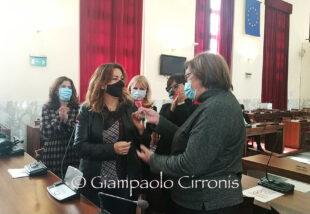 Ieri mattina, a Carbonia, è stato presentato il nuovo Centro antiviolenza