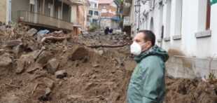 Stamane il presidente del Consiglio regionale, Michele Pais, si è recato a Bitti