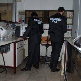 I carabinieri del NAS di Cagliari hanno denunciato un tecnico sanitario di un laboratorio di analisi per esercizio abusivo della professione