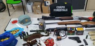 Sarroch: cattura e detenzione di due cervi sardi, nei guai un artigiano di Capoterra