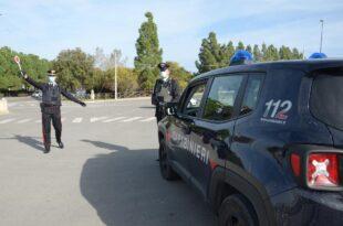 I carabinieri di Santadi hanno denunciato a piede libero un 57enne del posto per guida sotto l'influenza dell'alcol e danneggiamento