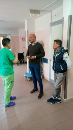 Fabio Usai (PSd'Az): «Giù le mani dalla dialisi notturna all'ospedale Sirai di Carbonia»