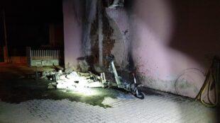 Attentato la notte scorsa ai danni dei mezzi del Corpo forestale di Sant'Antioco, durissima la condanna del sindaco Ignazio Locci