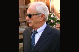 Iglesias è in lutto per la scomparsa dell'ex sindaco Bruno Pissard