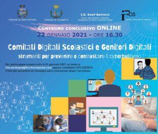 Si avvia a conclusione, a Sant'Antioco, il progetto di prevenzione e contrasto del fenomeno del bullismo e del cyber bullismo