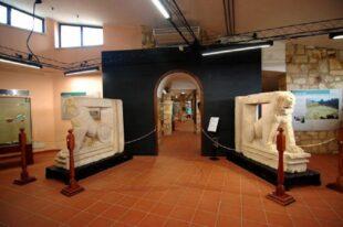 La dottoressa Sara Muscuso è la nuova direttrice del Polo archeologico di Sant'Antioco, succede al professor Piero Bartoloni