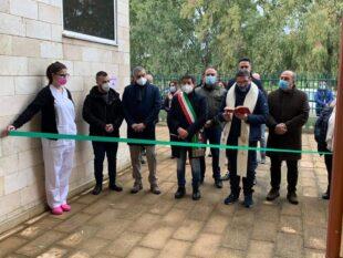 """E' stata inaugurata oggi, a Domusnovas, """"La Residenza del Parco"""",  struttura residenziale destinata all'ospitalità delle persone non autosufficienti"""